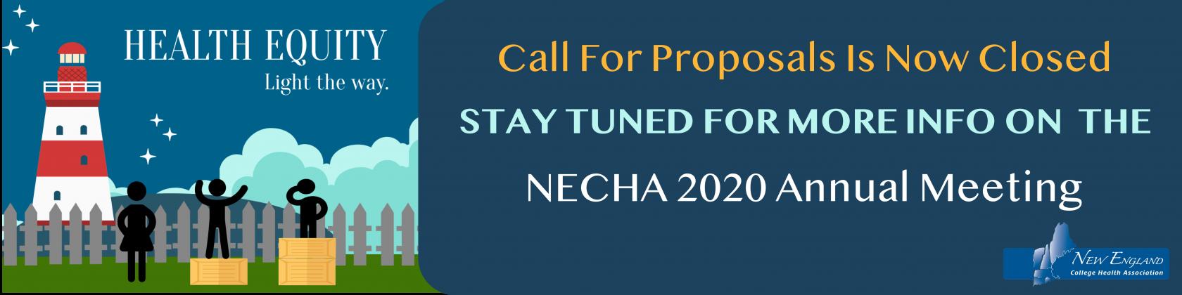 NECHA 2020 Web Banner CFPoster